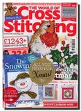 The World of Cross Stitching Magazine_