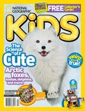 National Geographic Kids Magazine_