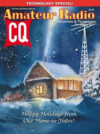 CQ Amateur Radio Magazine
