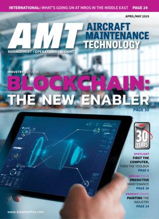AMT (Aircraft Maintenance Technology) Magazine