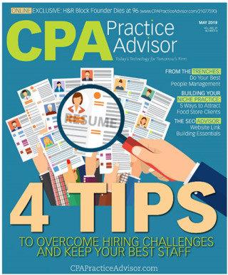 Cpa Practice Advisor Magazine