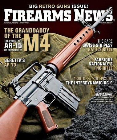 Firearms News Magazine