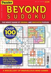 Puzzler Beyond Sudoku Magazine