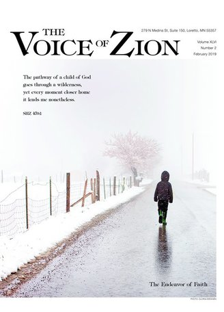 The Voice of Zion Magazine