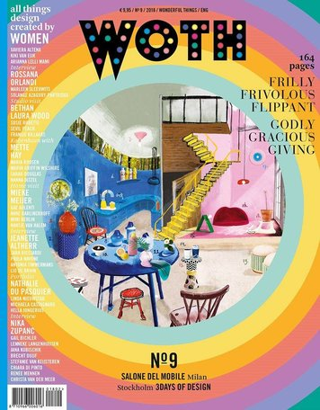 Woth Magazine (English Edition)