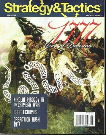 Strategy & Tactics Magazine