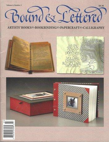Bound & Lettered Magazine