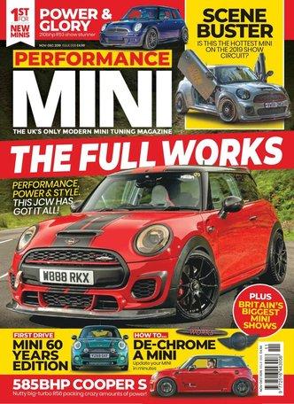 Performance Mini Magazine