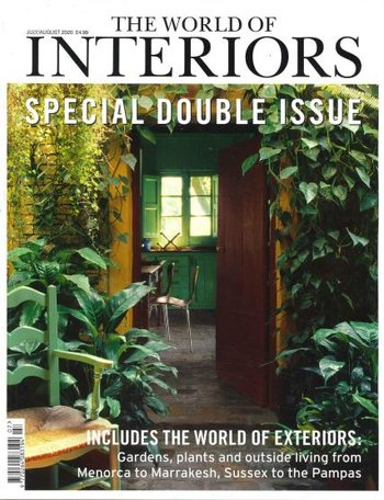 The World Of Interiors Magazine
