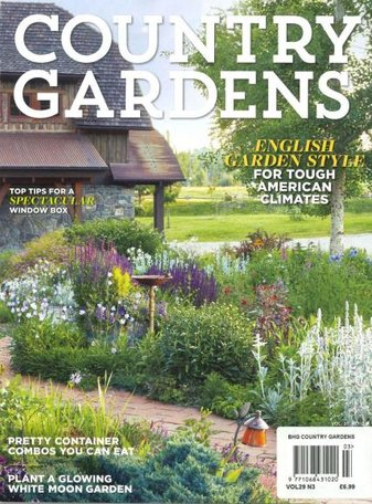 BH&G country gardens Magazine