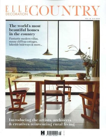 Elle Decoration Country Magazine