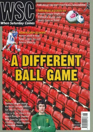When Saturday Comes (WSC) Magazine