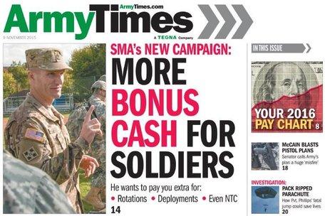 Army Times Magazine