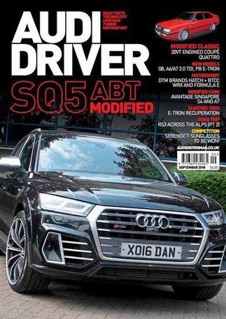 Audi Driver Magazine