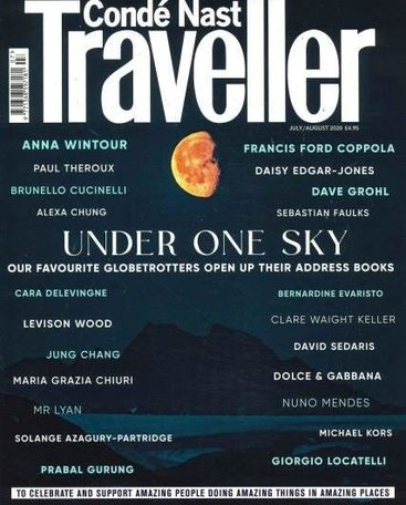 Conde Nast Traveller (UK) Magazine
