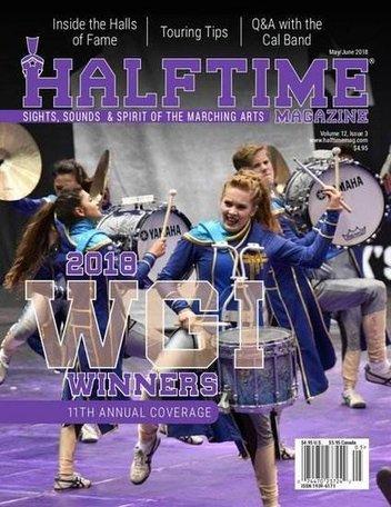 Halftime Magazine
