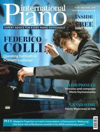 International Piano Magazine