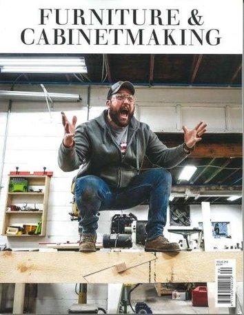 Furniture & Cabinetmaking Magazine