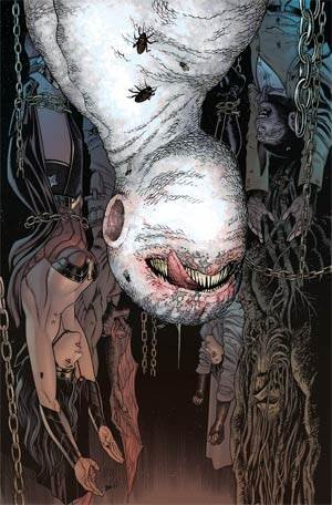 Justice League Dark (DC Comic)