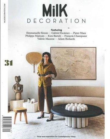 Milk Decoration Magazine (English Edition)