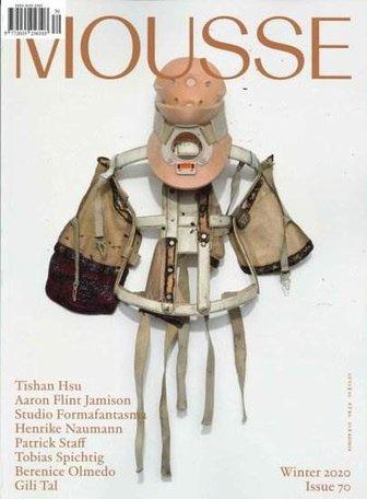 Mousse Magazine (English Edition)
