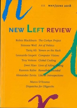 New Left Review Magazine