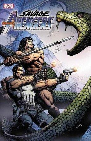 Savage Avengers (Marvel Comic)