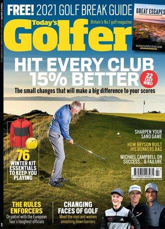 Today's Golfer Magazine