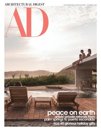 Architectural Digest Magazine