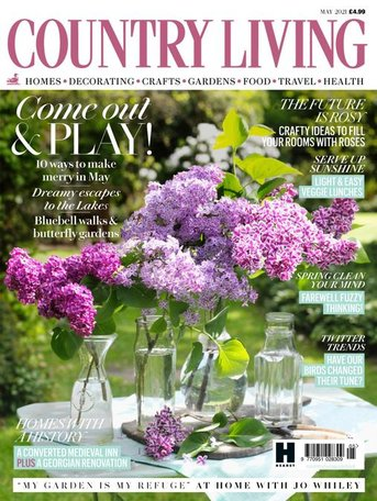 Country Living (USA) Magazine