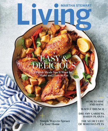 Martha Stewart Living Magazine
