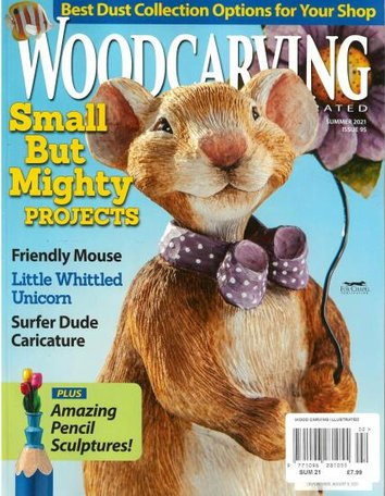 Woodcarving Illustrated Magazine