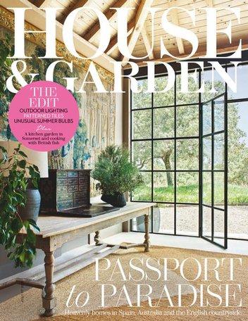 House & Garden Magazine