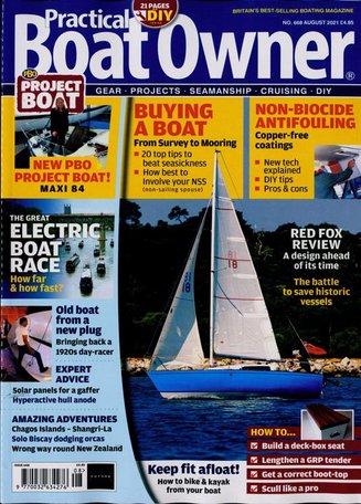 Practical Boat Owner Magazine