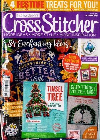 CrossStitcher Magazine