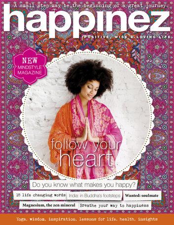 Happinez Magazine (UK Edition)