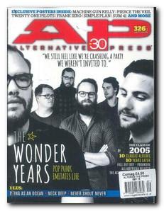 Alternative Music Magazines (USA & UK) - Magazines en Anglais