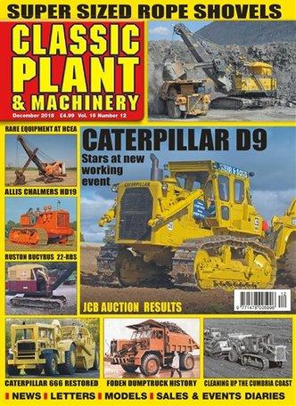 Classic Plant & Machinery Magazine