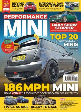Performance Mini Magazine