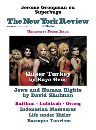 The New York Review of Books Magazine