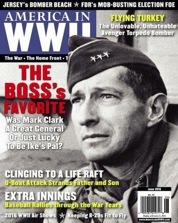 America in WWII Magazine