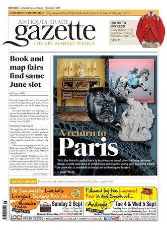 Antiques Trade Gazette Magazine