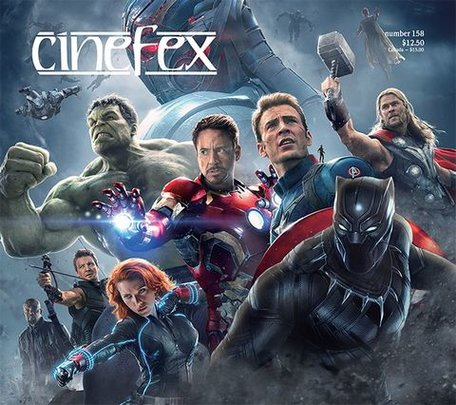 Cinefex Magazine