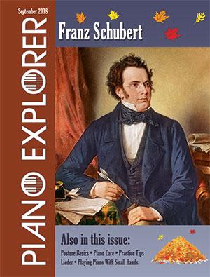Piano Explorer Magazine