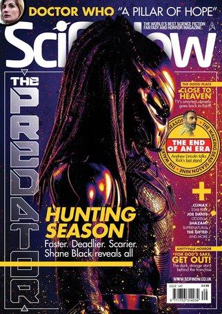 SciFiNow Magazine