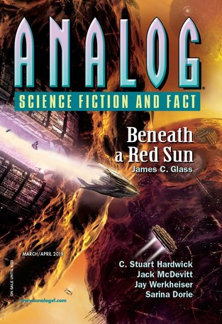 Analog Science Fiction & Fact Magazine
