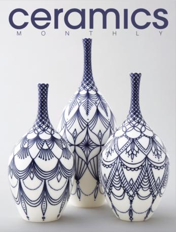 Ceramics Monthly Magazine