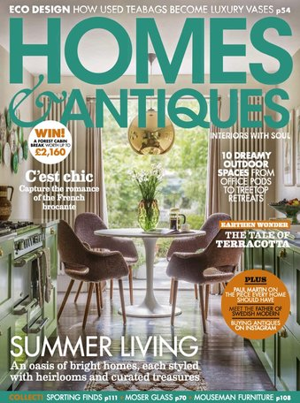 Homes & Antiques Magazine