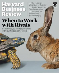 Harvard Business Review Magazine