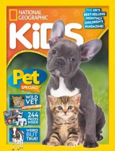 National Geographic Kids Magazine